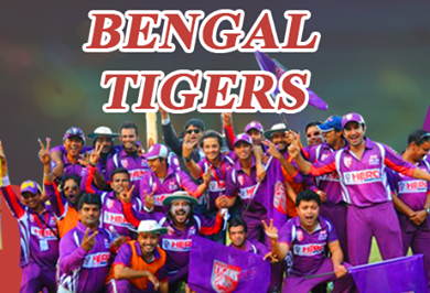 CCL 5: Bengal Tigers Team Members 2015