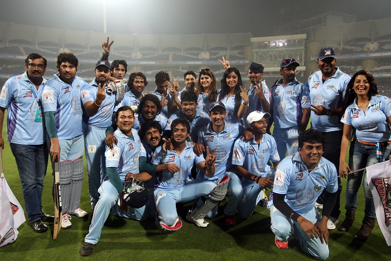 CCL 2015: Bhojpuri Dabanggs Team Players 2015