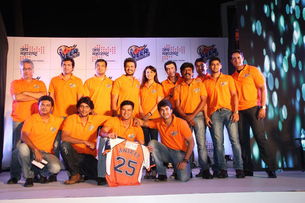 CCL 5: Veer Marathi Team Members 2015