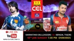 Toss Result: Karnataka Bulldozers Won The Toss & Elected to Bat First, Live Scores – 18 Jan, 2015