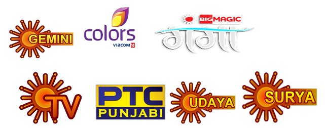 TV Channels broadcasting CCL 2016