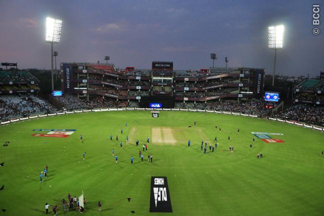 Feroz Shah Kotla Stadium Tickets