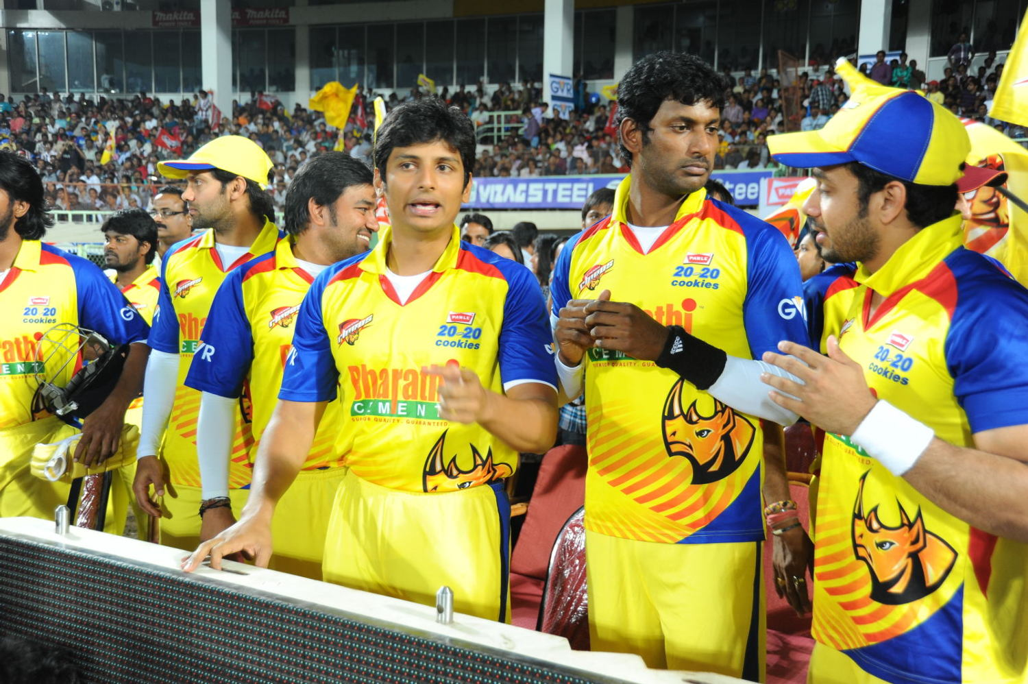 CCL 5: Chennai Rhinos Team Schedule/Fixtures for Celebrity Cricket League 2015
