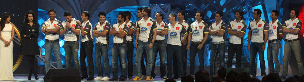 Mumbai Heroes Team Schedule/Fixtures for Celebrity Cricket League 2015
