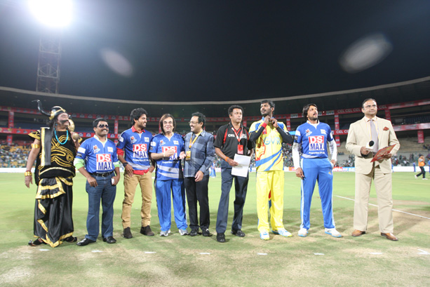 Celebrity Cricket League (CCL T20) 2012 Schedule, Results ...