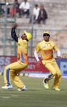 Chennai Rhinos Beat Karnataka by 8 Wickets, Vikranth 84 Runs Helped Rhinos to Reach in Final