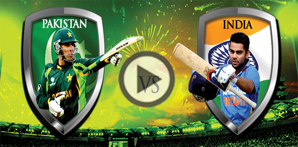 Pakistan vs India World Cup 2015 Live Streaming