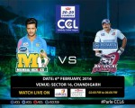 CCL 6 Day 5 Schedule 6th Feb 2016: MH vs BD & PS vs BT