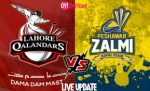 Lahore Qalanders VS Peshawar Zalmi 25th Match Dream11 Team Match Predictions 5th March 2019